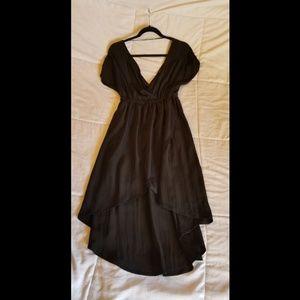 Lush Flare dress